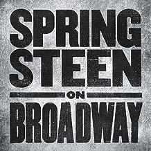 bruce springsteen on broadway cd