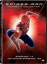 Amazing Spider-Man 2, the / Amazing Spider-Man, the / Spider-Man 2002 Spider-Man 2 2004 Spider-Man 3 2007 Set