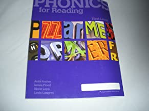 Phonics for Reading First Level
