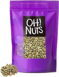 Roasted Salted Pepitas (No Shell Pumpkin Seeds) 5 Pound Bag - Oh! Nuts