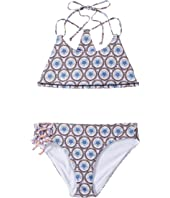 O'Neill Kids - Evie Revo Bralette Top Set (Big Kids)