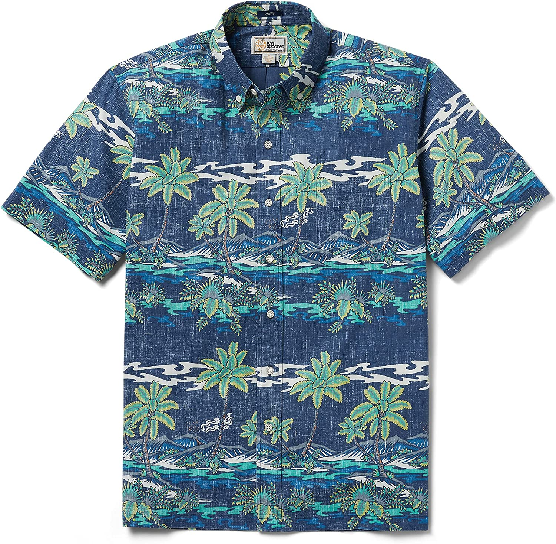 Reyn Spooner Men's KHawaiian Aloha Shirts - Pullover
