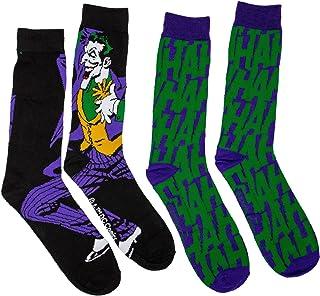 Joker, The Joker Standing and HaHa - Calcetines para hombre (2 unidades)