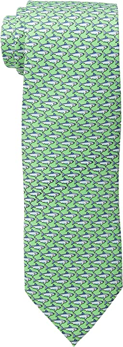 Vineyard Vines - School of Sharks Printed Tie