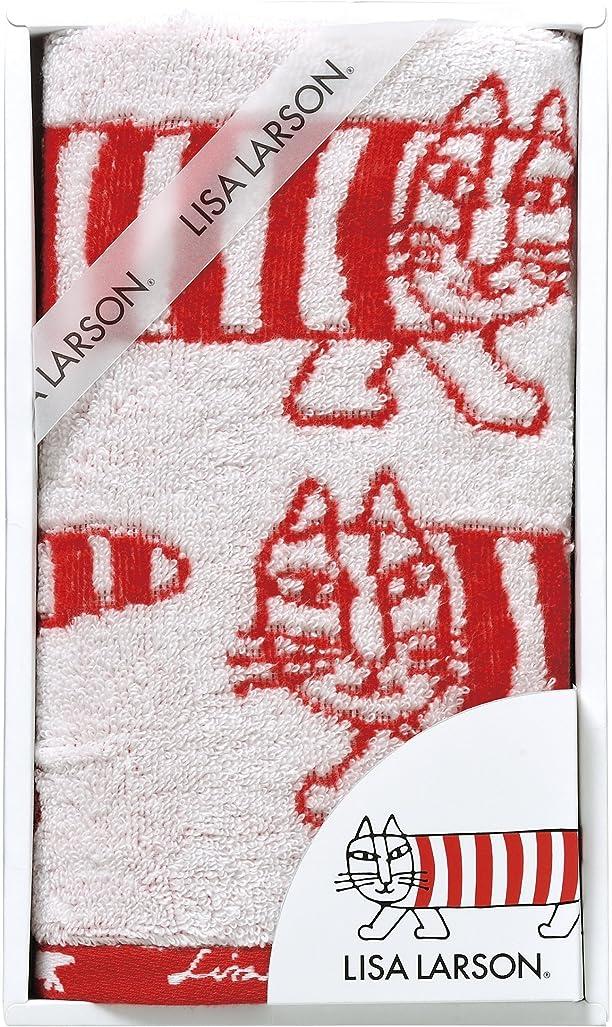 記念品卵曲丸眞 タオルギフト 日本製 今治 リサラーソン シンプルシリーズ LL-0008 ハンドタオル1Pセット 6925000000
