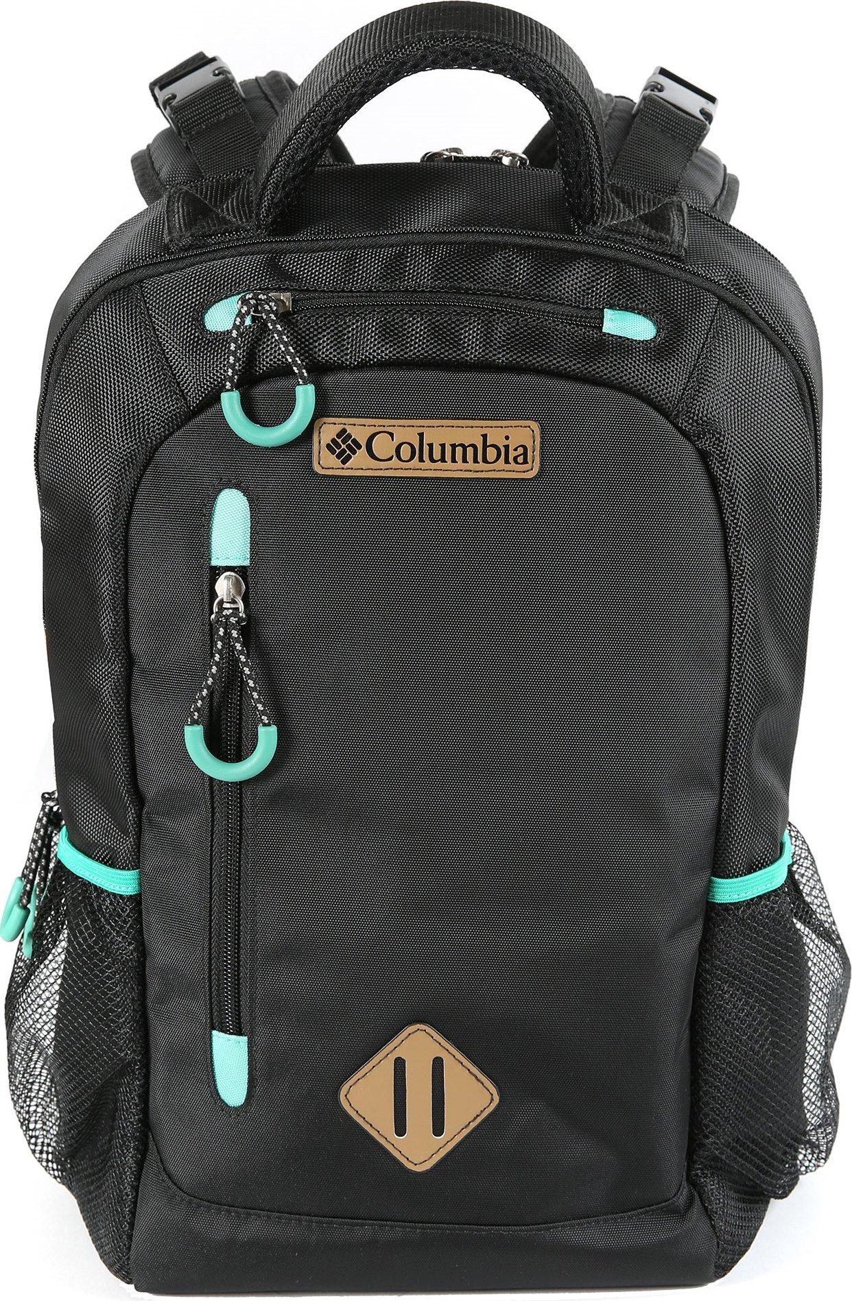 Columbia Carson Backpack Diaper Black