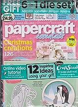 Papercraft Essentials Magazine Issue 152 | Free Gift 6 in 1 Die Set