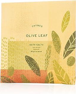 Thymes Bath Salt - 2 Oz - Olive Leaf