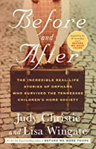 Download Before and After: The Incredible Real-Life Stories of Orphans Who Survived the Tennessee Children's Home Society PDF