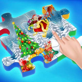 Christmas Theme Memory Match and Brain Games-Memory game - Educational Learning Puzzle -  Memory Improvement and Matching Cards for Kids and Toddlers