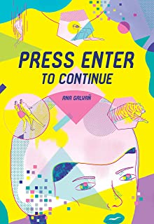 press enter to