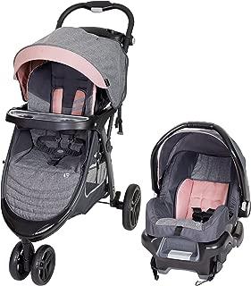 Baby Trend Skyline 35 Travel System, Starlight Pink