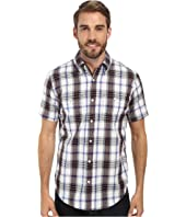 U.S. POLO ASSN. - Plaid Slim Fit Sport Shirt