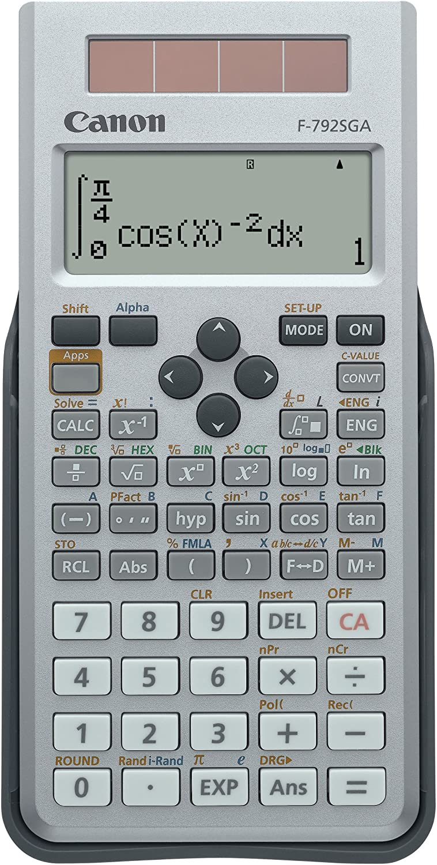 Scientific OFFer Calculator CANON F-792SGA Popular product