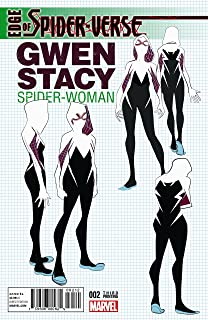 gwen stacy variants