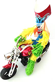 Lanna Siam Halloween Toys for Kids Chopper Motorcycle Model Halloween Decorations