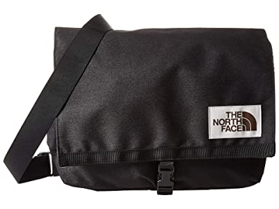 The North Face Berkeley Satchel (TNF Black Heather) Satchel Handbags