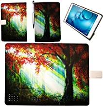 Tablet Cover Case for Zte Optik V55 Case SHU