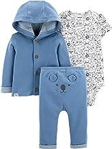 Carter's Baby Boy 3-Piece Koala Little Cardigan Set