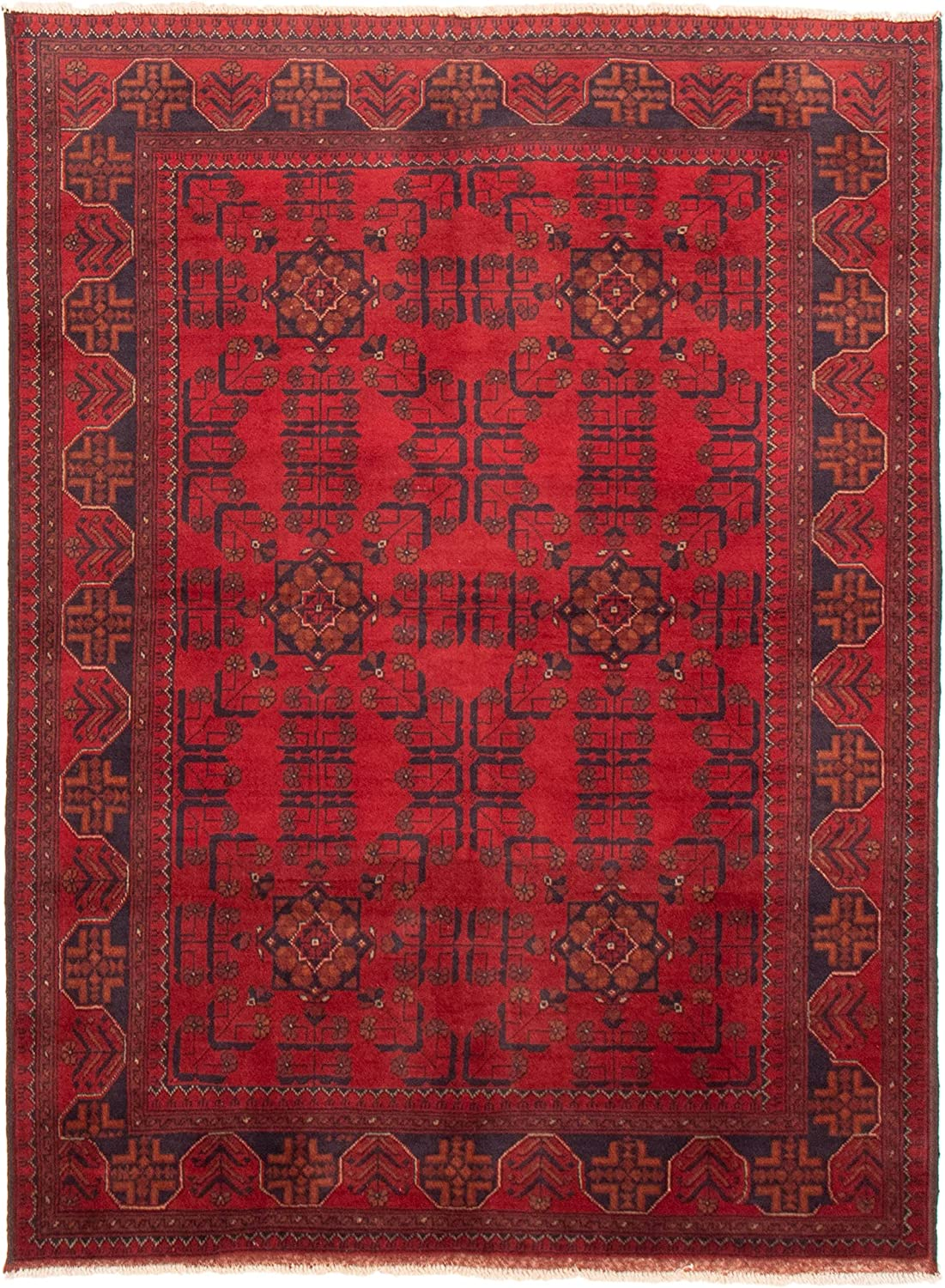 eCarpet Gallery Area Rug Classic for Room Hand-Knotted Living Super beauty product restock quality top! Bedroom