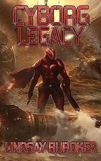 Cyborg Legacy: A Fallen Empire Novel (English Edition)