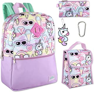 Best unicorn backpacks with lunch box Reviews