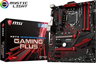 MSI H370 GAMING PLUS - Placa Base Performance