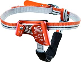 Climbing Technology Quick Step-S Foot Ascender, Right Foot, Orange