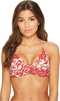 Red Carter - Shanghai Twist Bikini Top