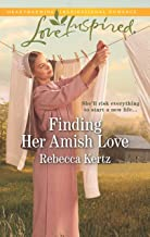 Finding Her Amish Love (Women of Lancaster County)