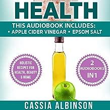 Health: 2 in 1 Bundle: Apple Cider Vinegar & Epsom Salt