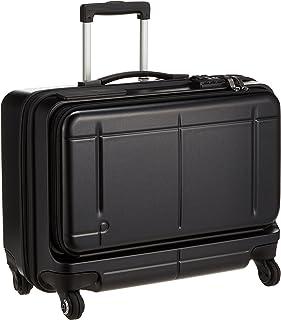 [プロテカ] スーツケース 日本製 マックスパスビズ スマート スマートフォンバッテリー搭載 サイレントキャスター 保証付 37L 49 cm 4.2kg
