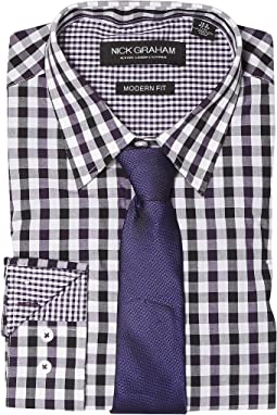 Nick Graham Multi Gingham