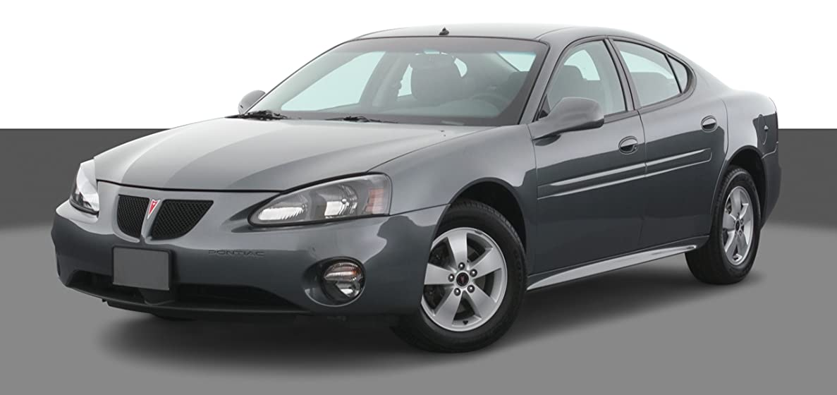 amazon 2005 pontiac grand prix reviews images and specs vehicles Black Pontiac Car 2014 product image