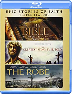 The Bible / Greatest Story Ever Told / The Robe