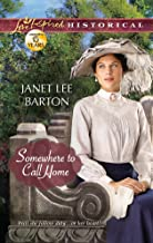 Somewhere to Call Home (Boardinghouse Betrothals Book 1)