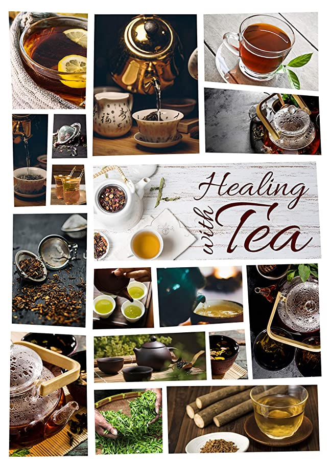 Healing with Tea (English Edition)
