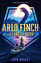 Arlo Finch in the Lake of the Moon: 2