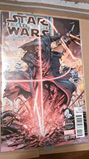Star Wars #1 SS CGC Alex Ross Sketch Variant Edition Sigs By