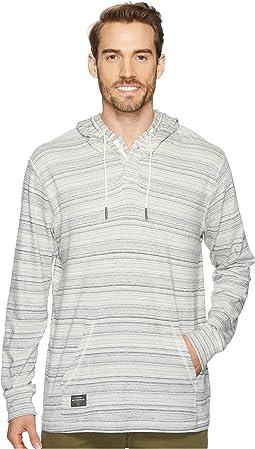 Quiksilver Waterman - Sanberm Scope Long Sleeve Pullover