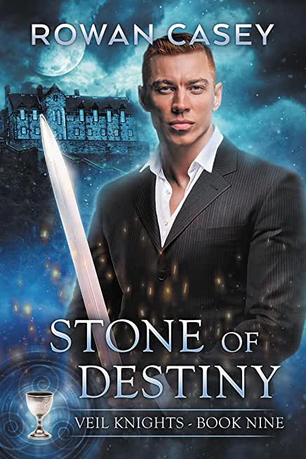 Stone of Destiny (Veil Knights Book 9) (English Edition)