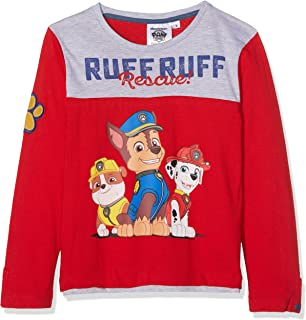 Paw Patrol Ruff Ruff Long Sleeve T Shirt