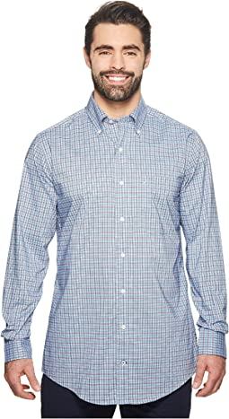 Nautica Big & Tall - Big & Tall Plaid Shirt