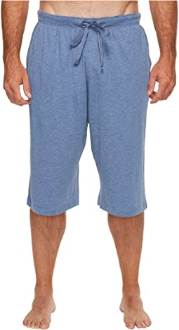 Tommy Bahama - Big & Tall Heather Cotton Modal Knit Jam Shorts