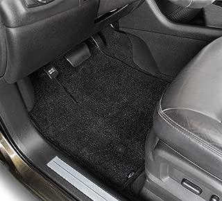 Lloyd Mats Luxe Black 2 PC Front Floor Mats for 12-16 Tesla Model S