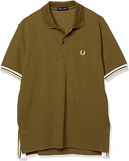 [フレッドペリー] ポロシャツ TIPPED TAPE PIQUE SHIRT F1820 メンズ