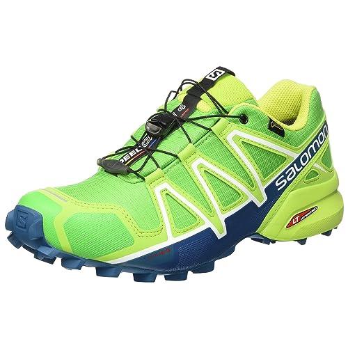 Salomon Speedcross 4 GTX, Zapatillas de Running para Hombre