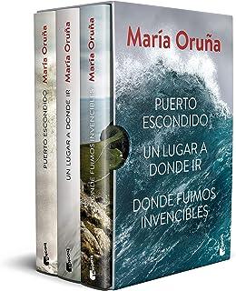 ESTUCHE MARÍA ORUÑA (Crimen y Misterio