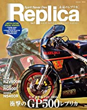 表紙: Replica vol.1 | ヤングマシン編集部