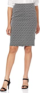 Annabelle By Pantaloons Synthetic Pencil Skirt